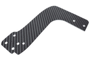 lastra in carbonio pultruso personalizzata CarboSix
