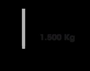 Capacità di trazione dell'acciaio in confronto al carbonio CarboSix