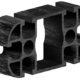 profilo strutturale modulare in carbonio pultruso 45x90 CarboSix