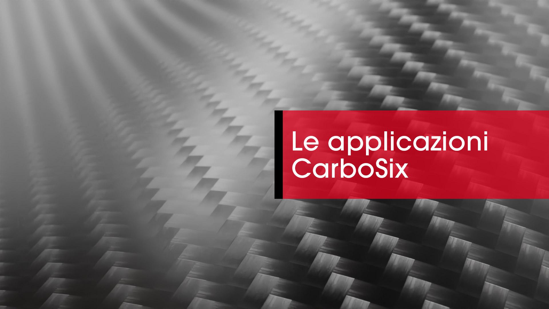 Applicazioni realizzate con profili strutturali in fibra di carbonio pultruso