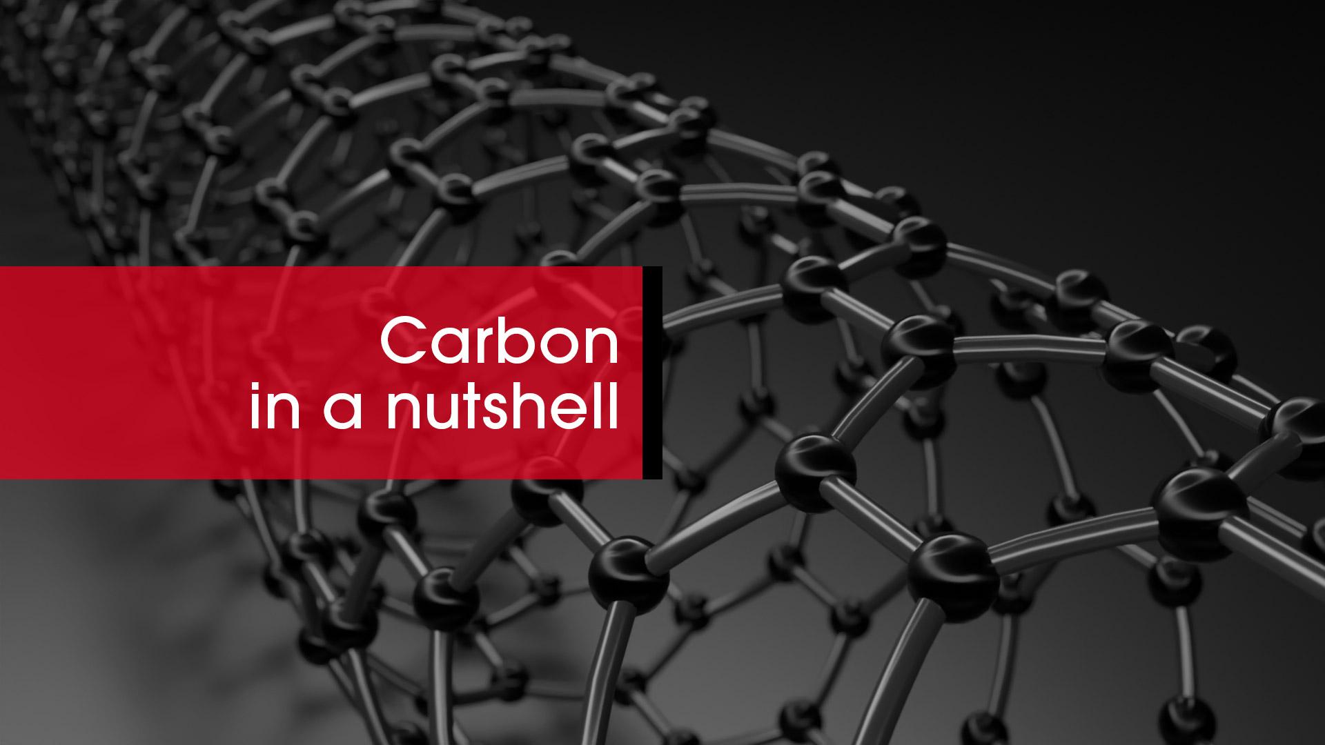 Educational videos on carbon and its properties: lightness, stiffness, aesthetics, design