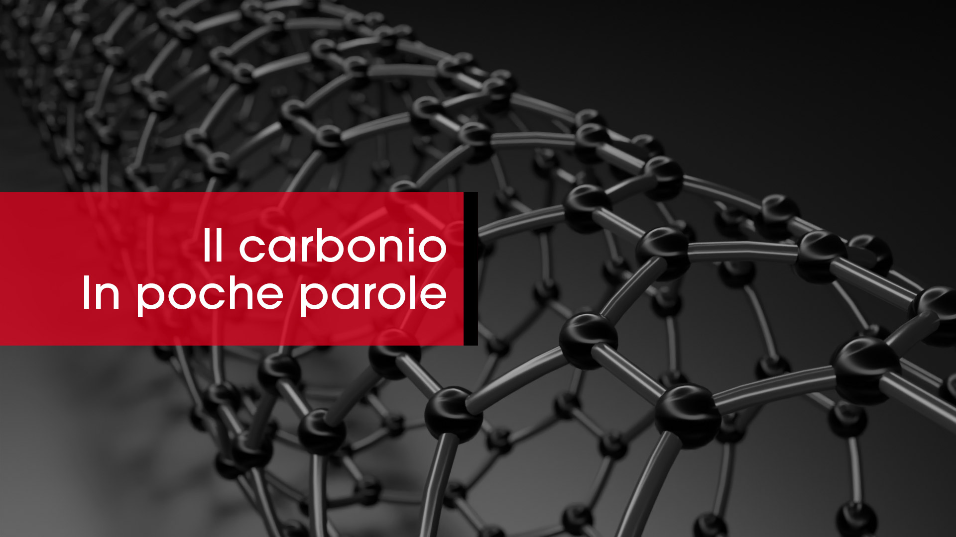 Video didattici sul carbonio e le sue proprietà