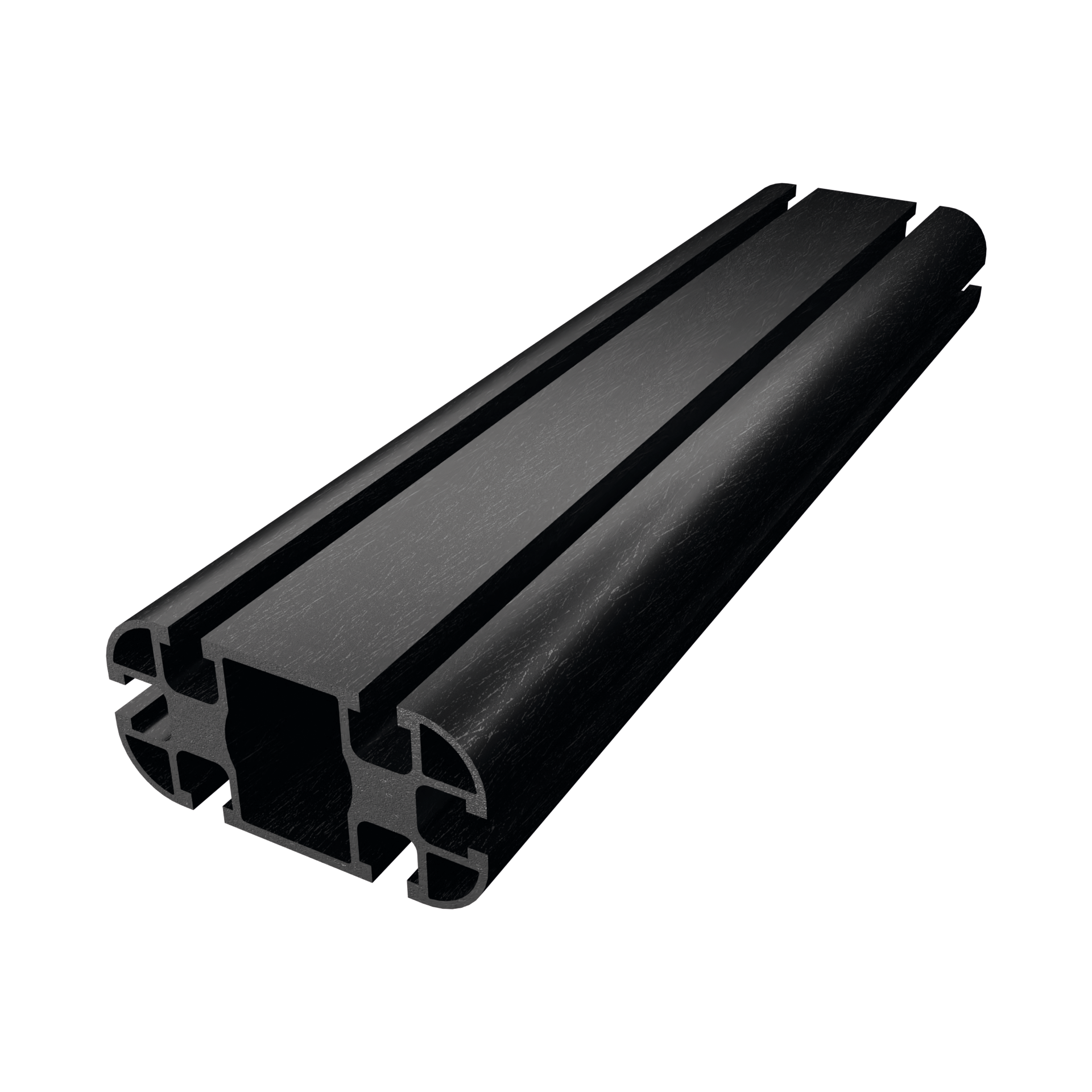 CarboSix carbon fibre profile 45x90