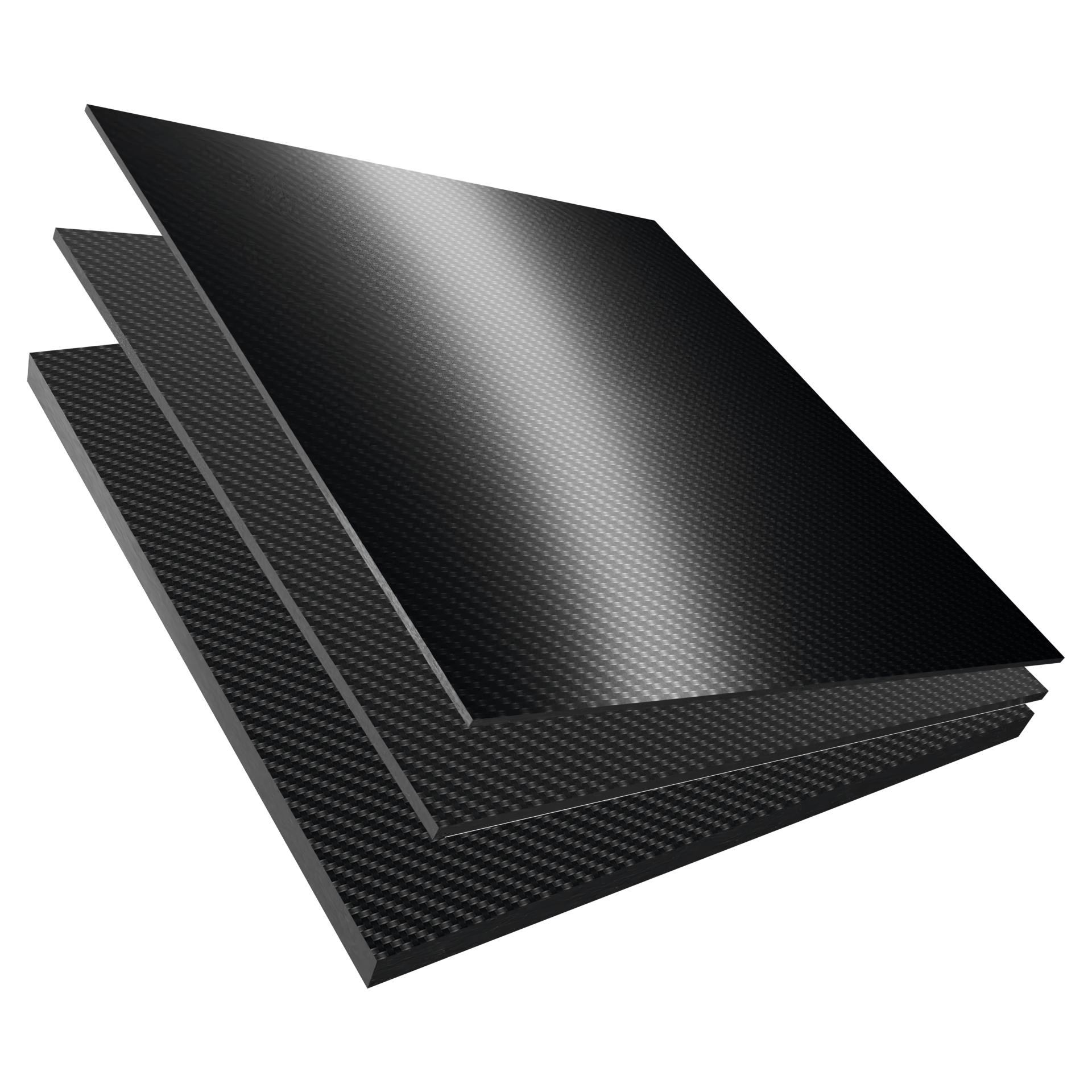 CarboSix carbon fibre Sheets