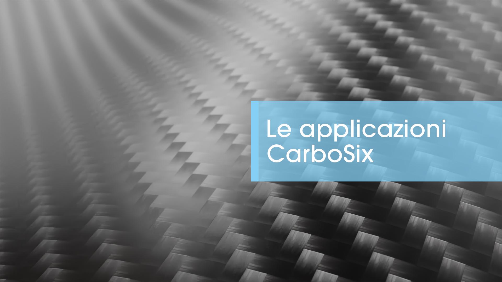 Applicazioni carbosix